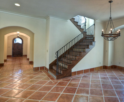Houston saltillo tile talavera flooring contractor for Tile flooring houston